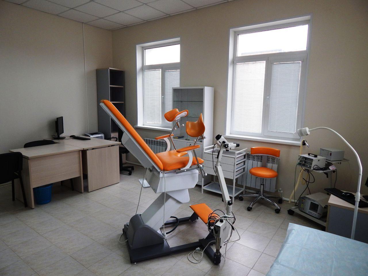 Просмотр в кабинете гинеколога 17 фотография